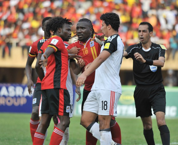 2018 FIFA World Cup Qualifier: Egypt 1-0 Uganda - As It Happened