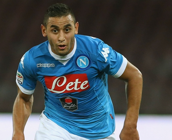 Ghoulam could be on his way to Man City in January