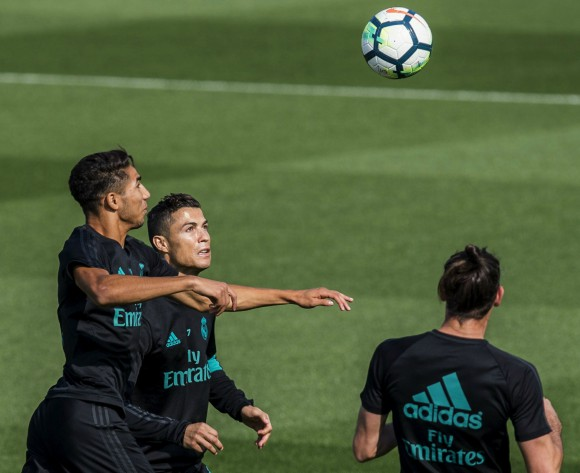 Moroccan Hakimi looking to impress at Real Madrid