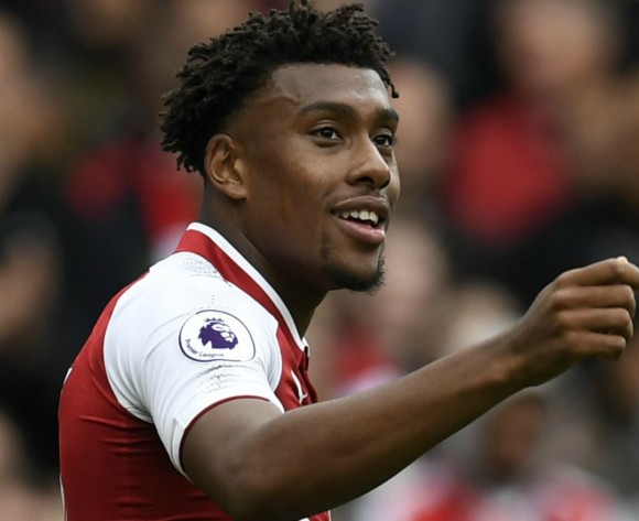 Alex Iwobi: Thierry Henry is still my advisor