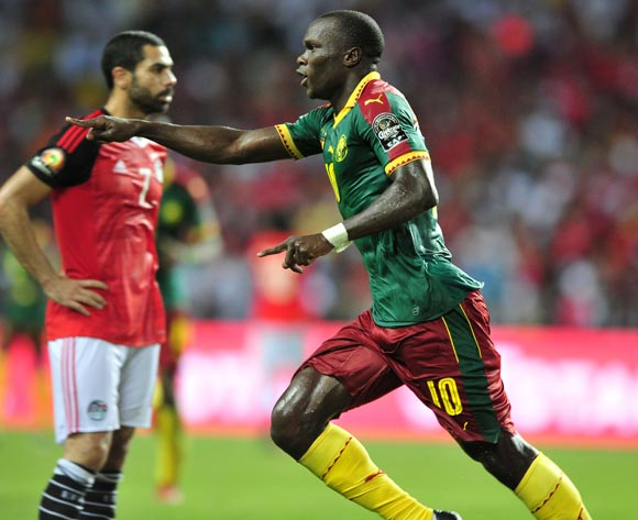 Cameroon Star Aboubakar inks new FC Porto deal