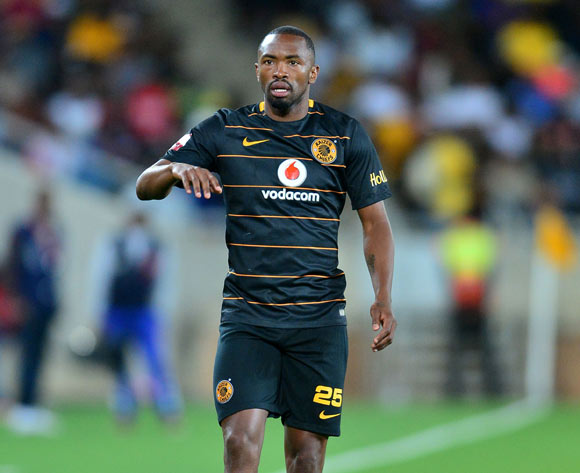 Bernard Parker of Kaizer Chiefs during the Absa Premiership 2017/18 football match between Polokwane City and Kaizer Chiefs at Peter Mokaba Stadium, Polokwane on 31 October 2017 ©Samuel Shivambu/BackpagePix