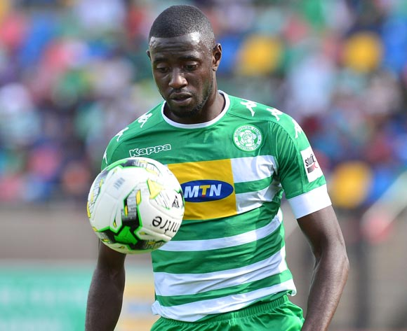 Deon Hotto of Bloemfontein Celtic during the 2017/18 Absa Premiership football match between Bloemfobtein Celtic and Bidvest Wits at Dr Molemela Stadium, Bloemfontein on 01 October 2017 ©Samuel Shivambu/BackpagePix