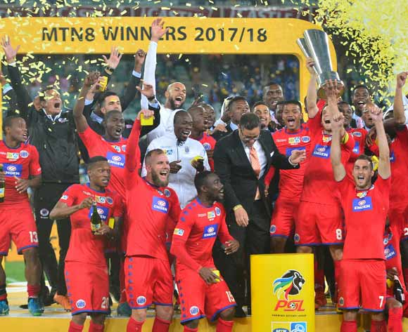 Ronwen Williams the hero as SuperSport clinch MTN8 title