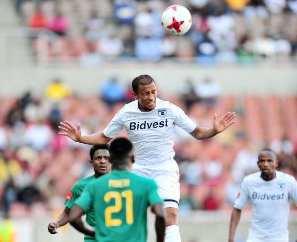 Nazeer Allie of Bidvest Wits during the Absa Premiership 2017/18 football match between Baroka and Bidvest Wits at Peter Mokaba Stadium, Polokwane on 22 October 2017 ©Samuel Shivambu/BackpagePix