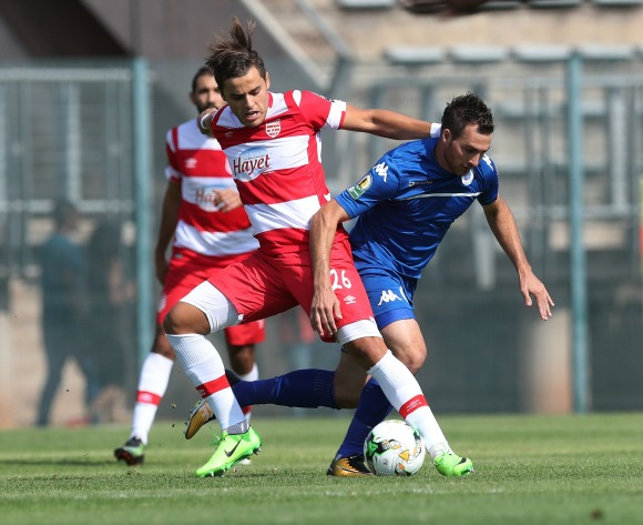 Grobler brace leads SuperSport to CAFCC final
