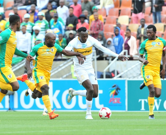 Baroka progress in TKO at expense of champions