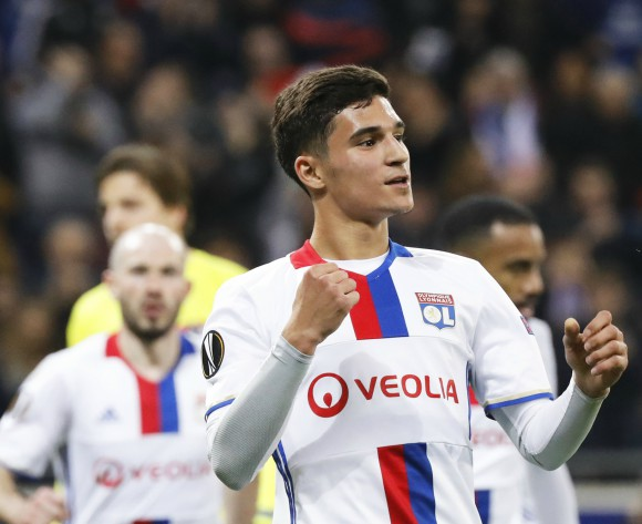 Algeria to try and woo Lyon youngster Houssem Aouar
