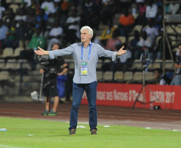 Broos: Cameroon showed character against Algeria