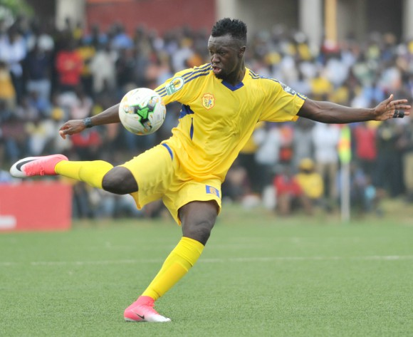 KCCA's controversial signing, Juma is happy with teammates' character