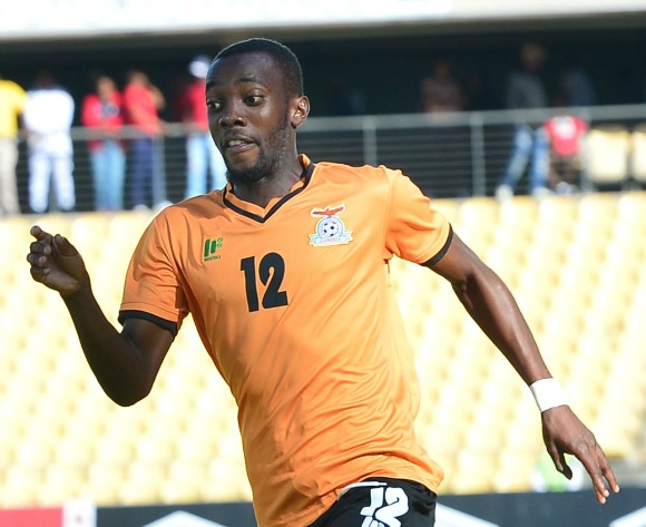 Zambian international delighted to join South African giants Orlando Pirates
