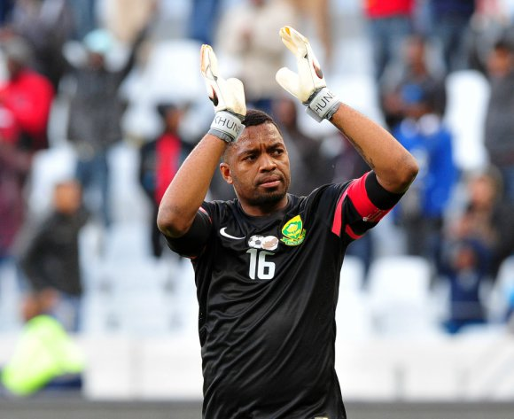 South African goalkeeper Itumeleng Khune says Bafana has to deliver