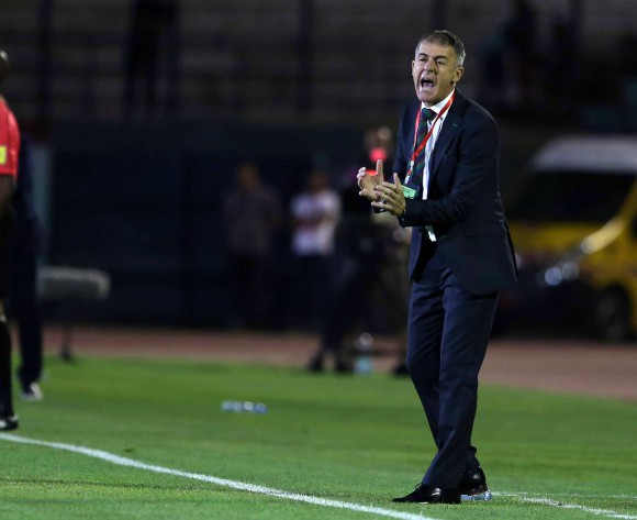 Algerian FA part ways with coach Lucas Alcaraz