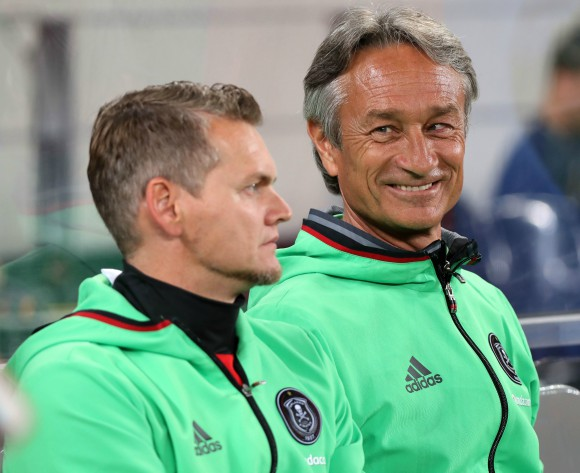 Muhsin Ertugral says Kaizer Chiefs have not contacted him