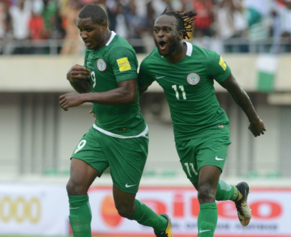 2018 FIFA WCQ: Nigeria 1-0 Zambia - As It Happened