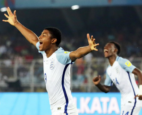England succeed Nigeria as U-17 World Cup winners