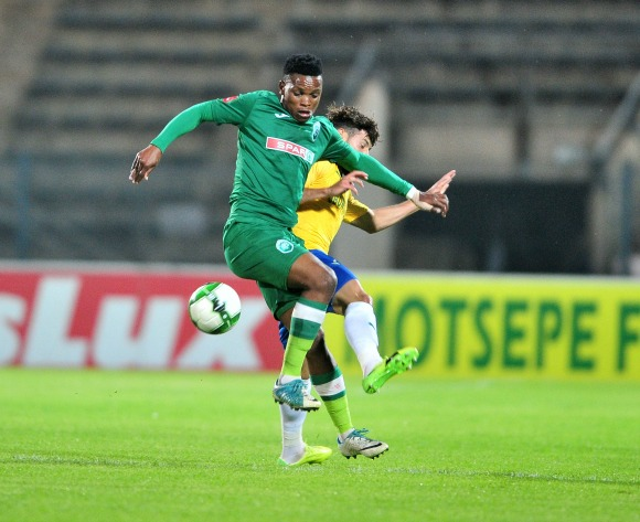 Nomvethe, Khenyeza down Sundowns in Tshwane