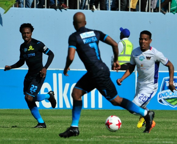 Sundowns sent packing from Telkom Knockout