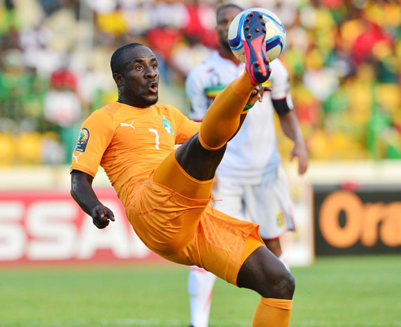 Injury hit Cote d'Ivoire suffer another setback with Doumbia injury
