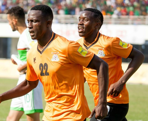 Zambia in hot water for fan behaviour in Uyo
