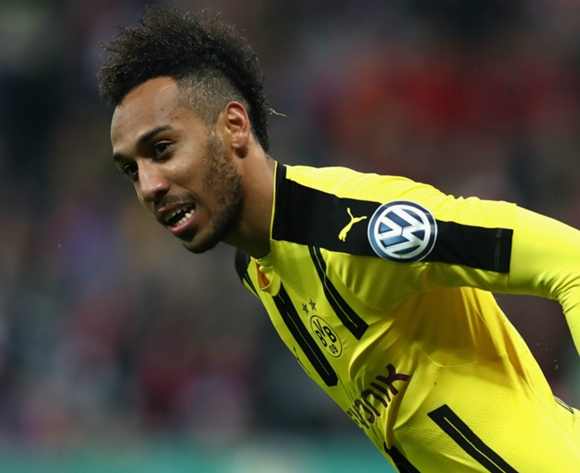Dortmund were prepared to sell me - Aubameyang