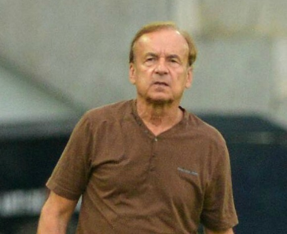 Rohr: A draw against Zambia will be okay for Nigeria