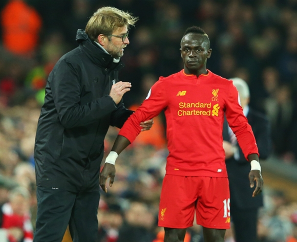 Sadio Mane: No bad blood between me and Jurgen Klopp