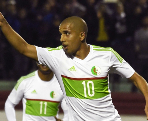 I didn't deserve a red card - Sofiane Feghouli