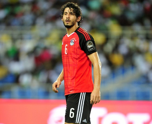 Ahmed Hegazy out of Ghana-Egypt World Cup qualifier