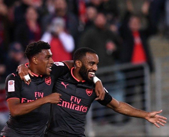 Wenger: There's still much to come from Iwobi