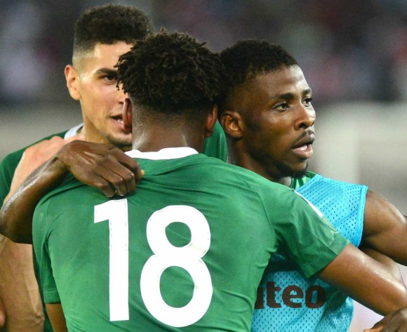 2018 World Cup Qualifier: Algeria 1-1 Nigeria – AS IT HAPPENED