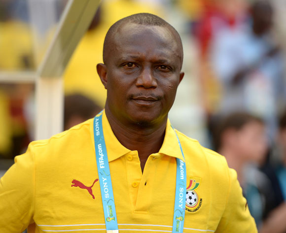 James Kwesi Appiah happy with Egypt draw