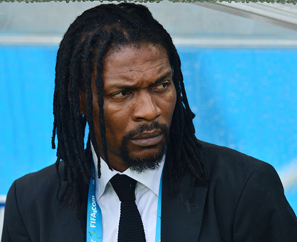 Cameroon coach Rigobert Song is already preparing for CHAN 2018