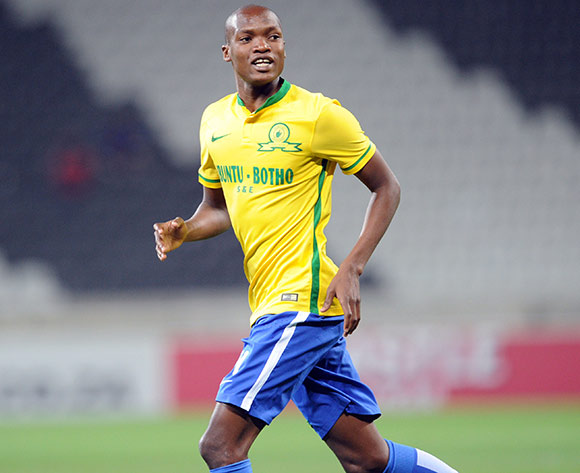 Sundowns' Ngele available after receiving work permit