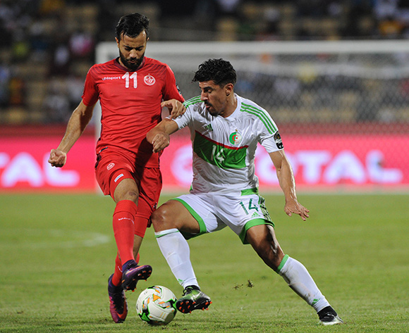 Baghdad Bounedjah: Thank god my injury is not serious