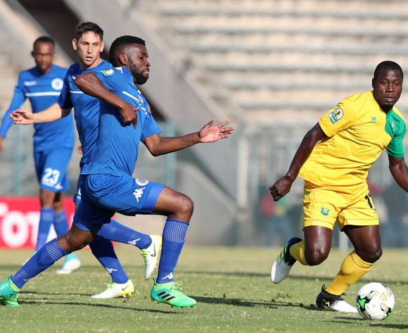 SuperSport United defender Tefu Mashamaite confident of lifting CAF Confederation Cup title