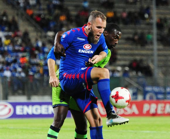 SuperSport star Brockie relishes Mazembe clash