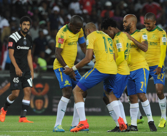 Pirates suffer defeat against Sundowns in Orlando