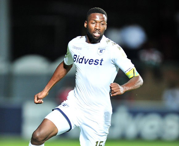 Buhle Mkhwanazi of Bidvest Wits during the Absa Premiership 2017/18 football match between Bidvest Wits and Mamelodi Sundowns at Bidvest Stadium, Johannesburg on 21 November 2017 ©Samuel Shivambu/BackpagePix