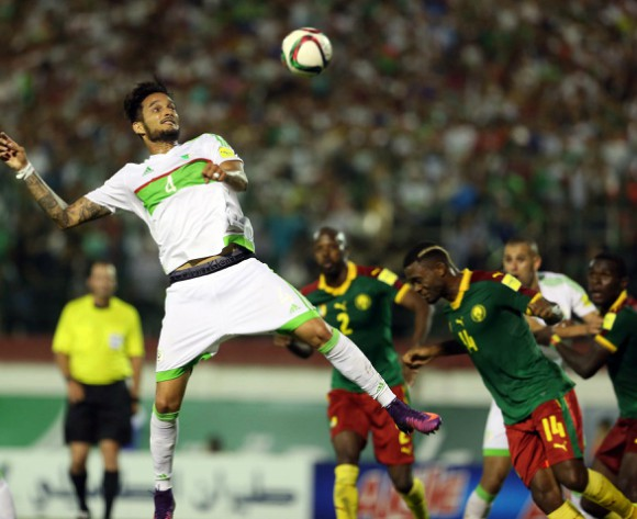 Algeria's Liassine Cadamuro-Bentaiba hits back at critics