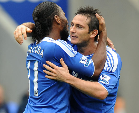 'Didier Drogba was like an animal' - Frank Lampard