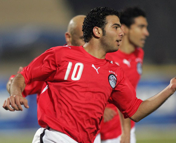 Egyptian international Emad Meteb could exit Al Ahly