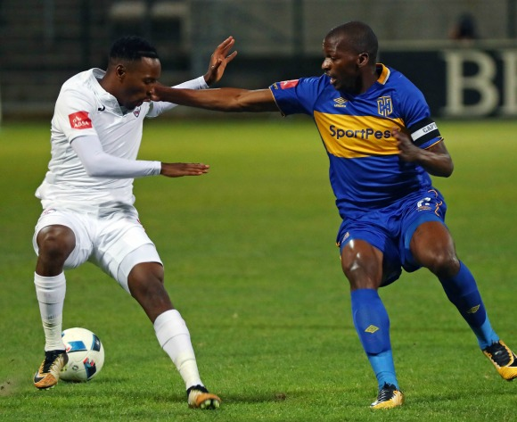 Fielies goal dims Stars in Cape Town