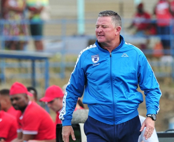 Gavin Hunt praises Pitso Mosimane ahead of Wits-Sundowns showdown