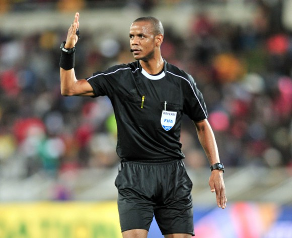Zambian referee Jan Sikazwe to officiate at 2018 World Cup
