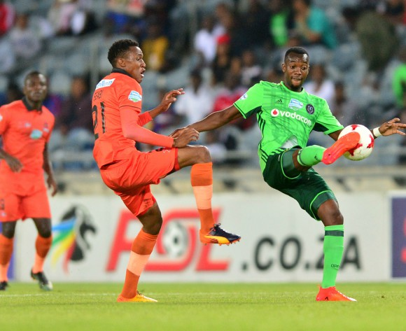 Zambian Justin Shonga eyeing CAF Champions League spot with South African giants
