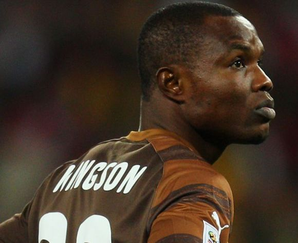 Ghana's Richard Kingson says Egypt deserve to be at the World Cup