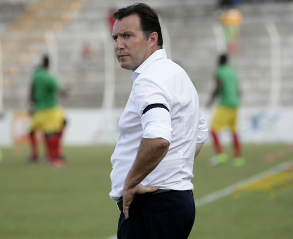 Marc Wilmots gets the boot following World Cup failure