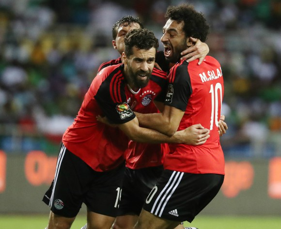 2018 FIFA World Cup Qualifier: Ghana 1-1 Egypt - AS IT HAPPENED