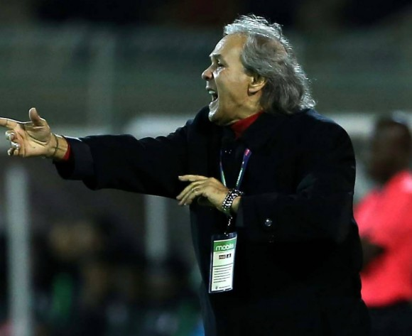 Algerian coach Rabah Madjer says Nigeria was scared of them